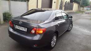 Краснодар Corolla 2007