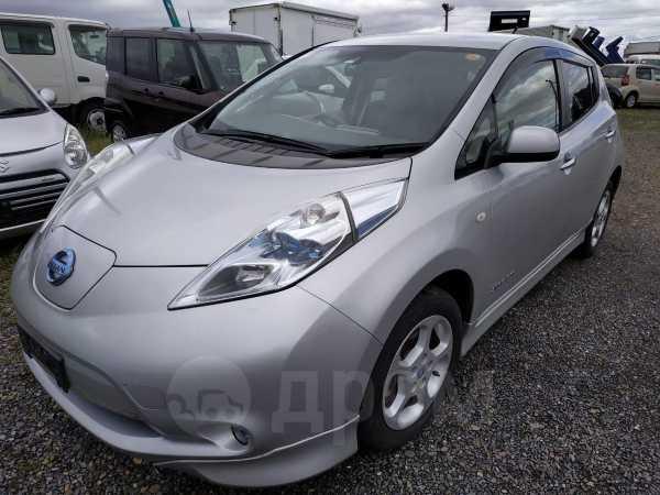 Nissan Leaf, 2011 год, 570 000 руб.