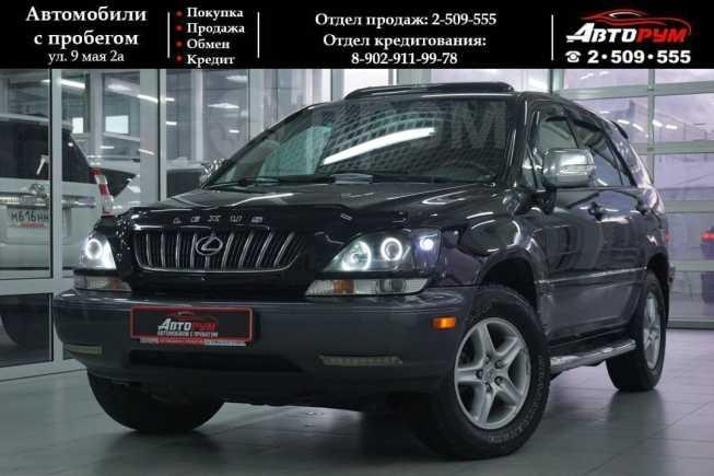 Lexus RX300, 2003 год, 627 000 руб.