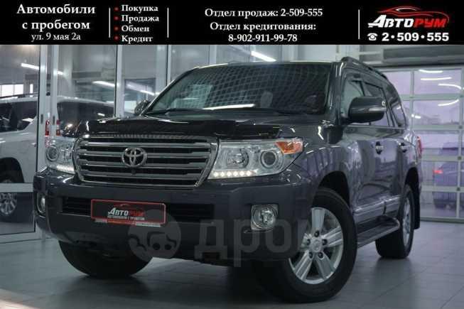Toyota Land Cruiser, 2013 год, 2 597 000 руб.