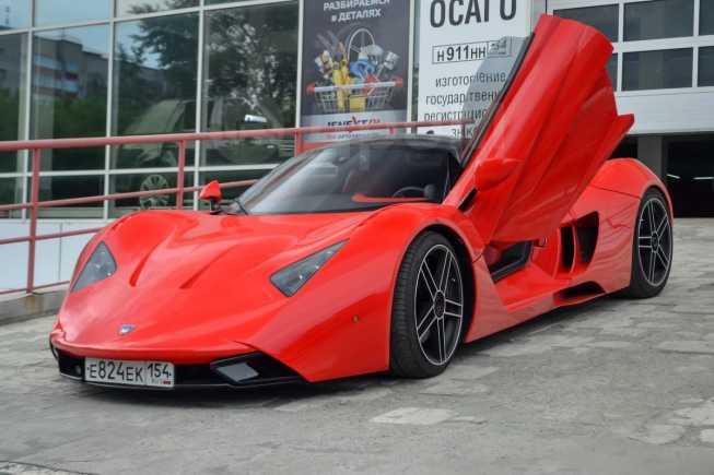 Marussia B1, 2015 год, 10 000 000 руб.
