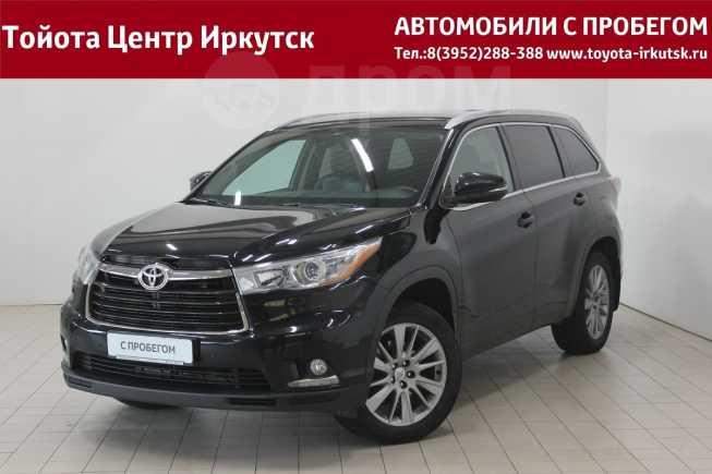 Toyota Highlander, 2013 год, 2 050 000 руб.