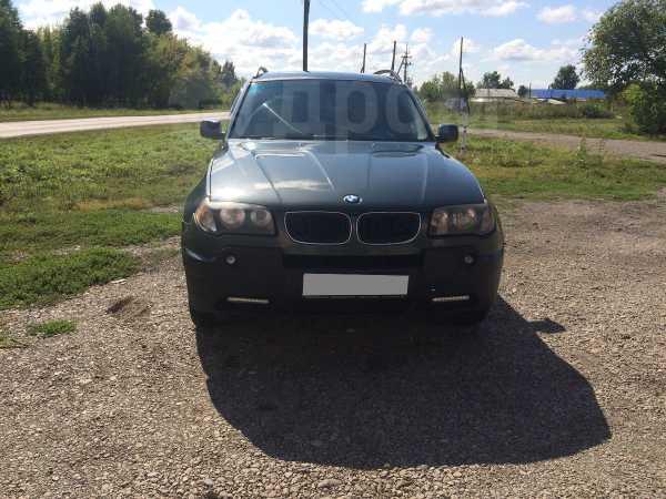 BMW X3, 2005 год, 630 000 руб.