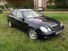 Mercedes-Benz E-класс, 2003 г., Омск