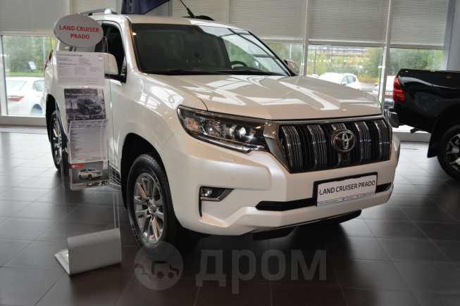 Toyota Land Cruiser Prado, 2018 год, 3 769 000 руб.