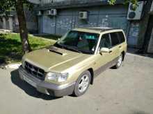 Челябинск Forester 2001