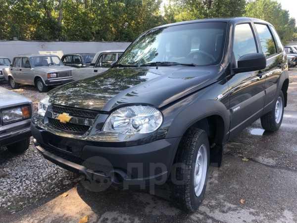 Chevrolet Niva, 2018 год, 590 000 руб.