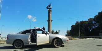Уссурийск Corolla Levin 1992