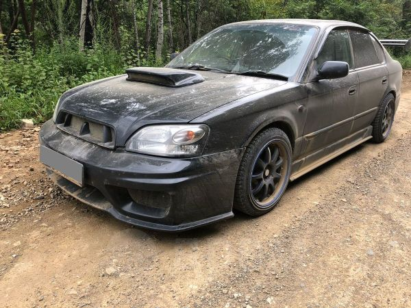Subaru Legacy B4, 2003 год, 500 000 руб.