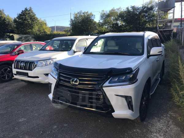 Lexus LX570, 2018 год, 7 235 000 руб.