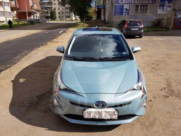 Toyota Prius, 2016 год, 1 650 000 руб.