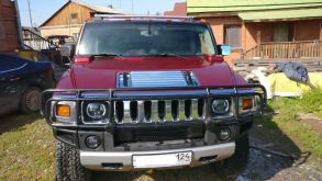 Красноярск Hummer H2 2004