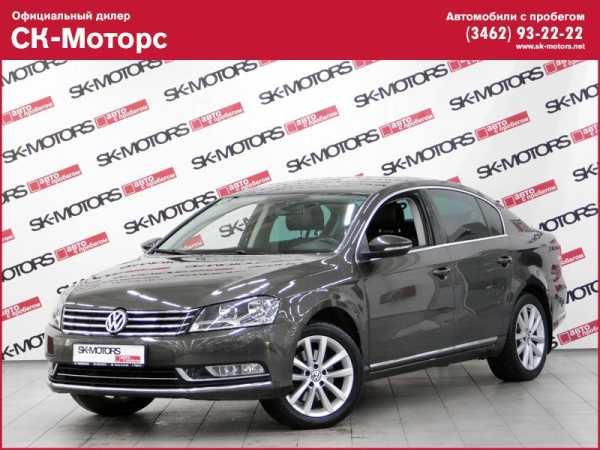 Volkswagen Passat, 2012 год, 745 000 руб.