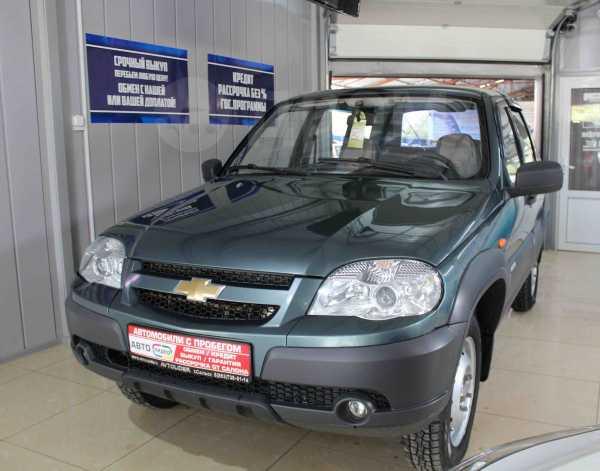 Chevrolet Niva, 2012 год, 304 900 руб.