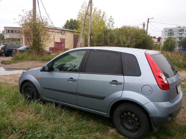 Ford Fiesta, 2007 год, 219 000 руб.