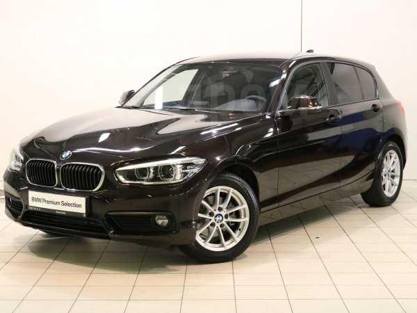 BMW 1-Series, 2018 год, 1 292 000 руб.
