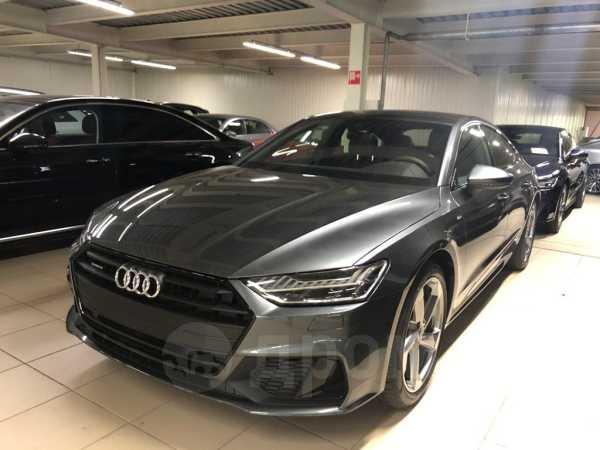 Audi A7, 2018 год, 4 956 357 руб.