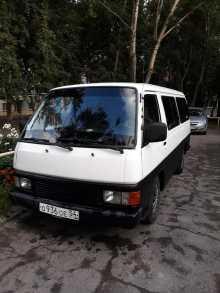 Новосибирск Urvan 1993