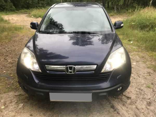 Honda CR-V, 2008 год, 690 000 руб.