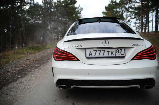 Mercedes-Benz CLA-Class, 2013 год, 1 199 999 руб.