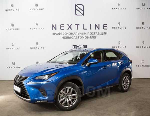 Lexus NX200, 2018 год, 2 395 000 руб.