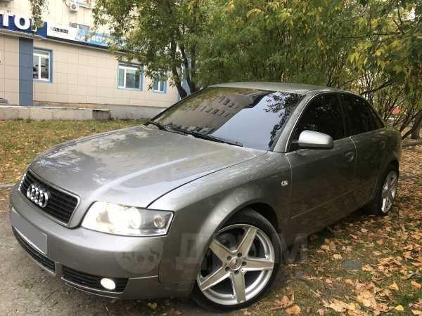 Audi A4, 2004 год, 395 000 руб.