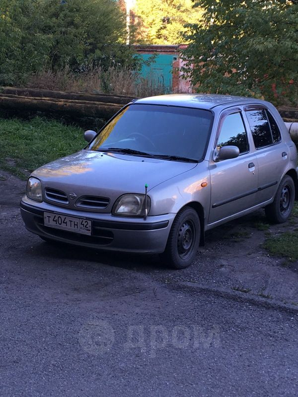 Nissan March, 1999 год, 115 000 руб.