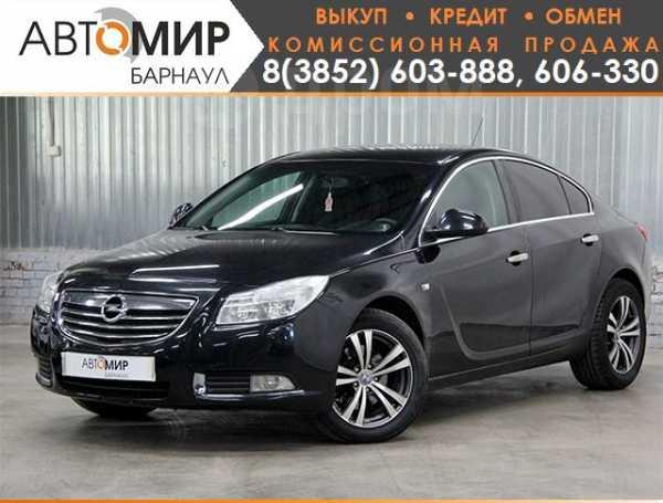 Opel Insignia, 2012 год, 637 000 руб.