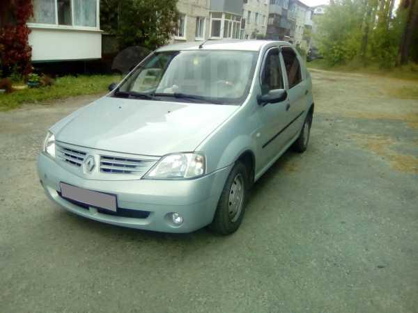 Renault Logan, 2007 год, 196 000 руб.