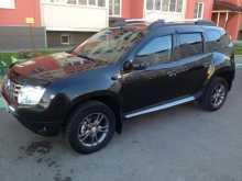 Барнаул Duster 2012