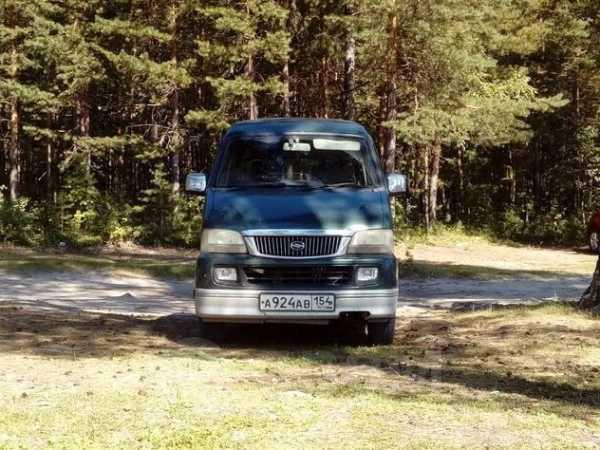 Suzuki Every, 2001 год, 190 000 руб.