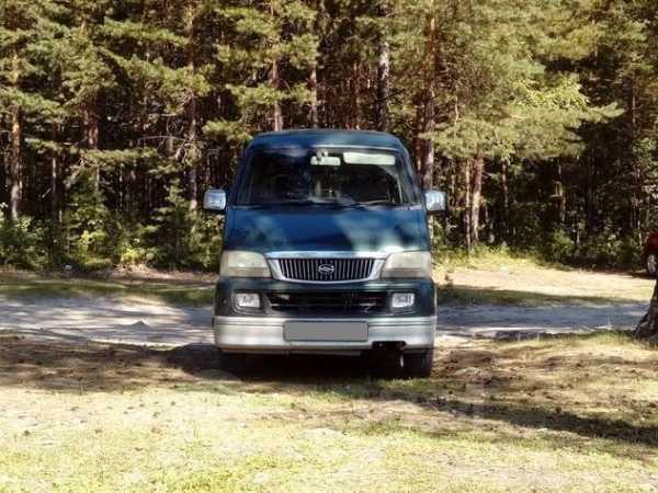 Suzuki Every, 2001 год, 180 000 руб.
