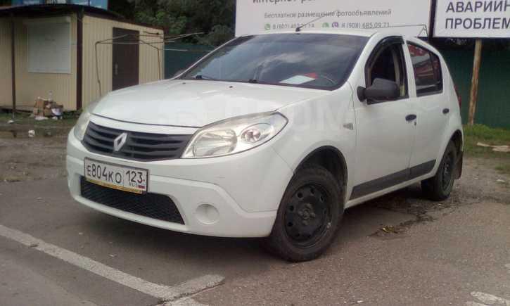 Renault Sandero, 2012 год, 280 000 руб.
