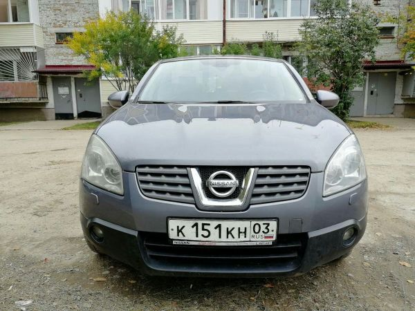 Nissan Qashqai, 2007 год, 625 000 руб.