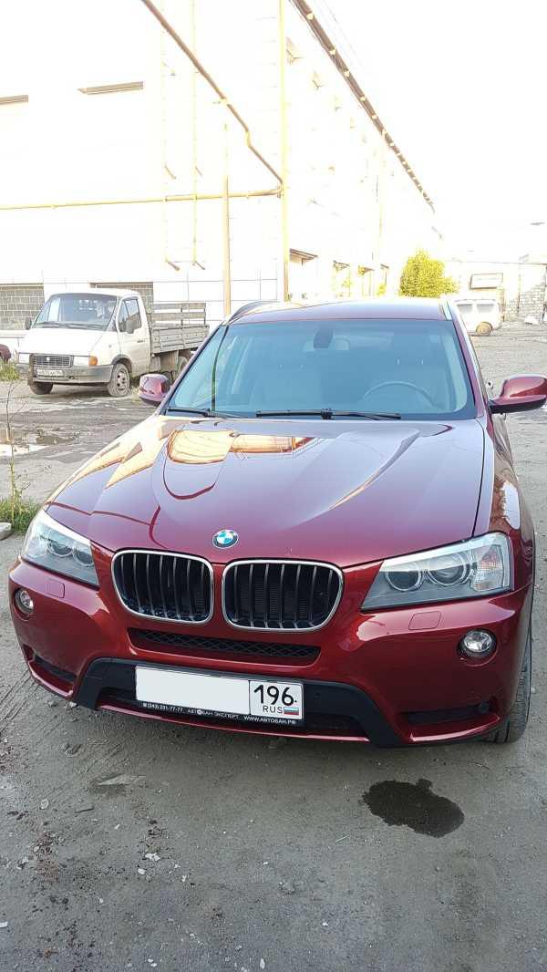 BMW X3, 2011 год, 890 000 руб.