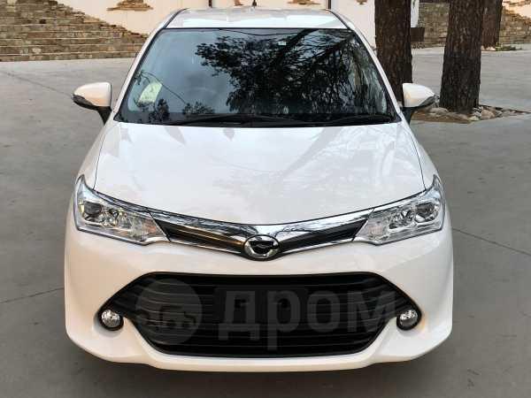 Toyota Corolla Fielder, 2015 год, 837 000 руб.