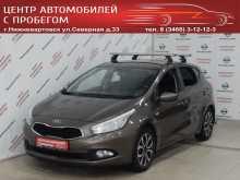 Нижневартовск Kia cee'd 2012