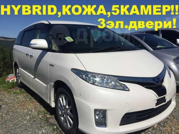Toyota Estima, 2013 год, 1 700 000 руб.