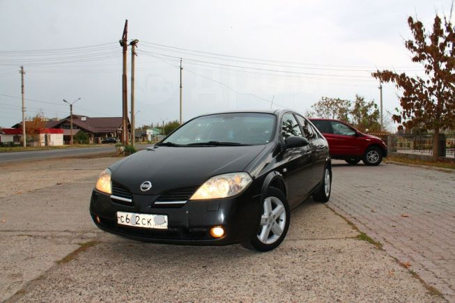Nissan Primera, 2004 год, 280 000 руб.