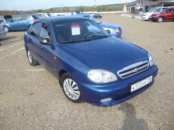Chevrolet Lanos, 2007 год, 180 000 руб.