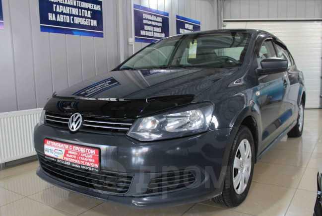 Volkswagen Polo, 2012 год, 439 900 руб.