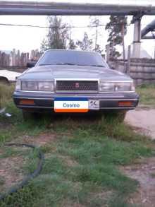 Якутск Eunos Cosmo 1985
