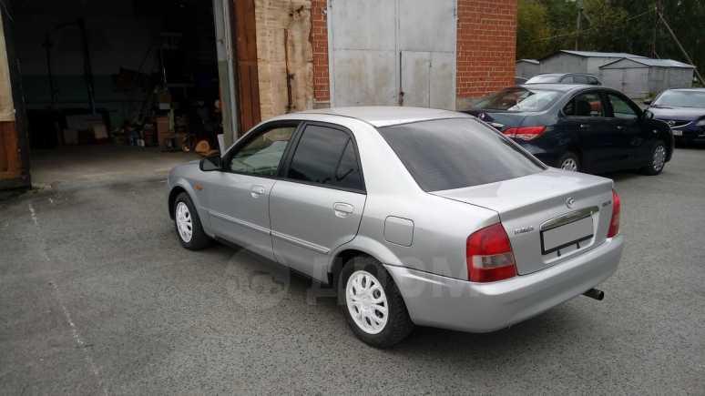 Mazda Familia, 2003 год, 139 000 руб.