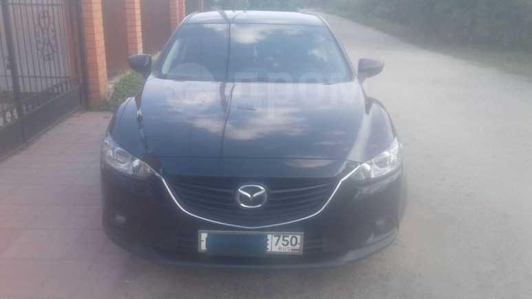 Mazda 626, 2015 год, 1 070 000 руб.