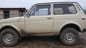 Васюринская 4x4 2121 Нива 1982
