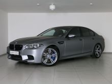 Москва BMW M5 2012