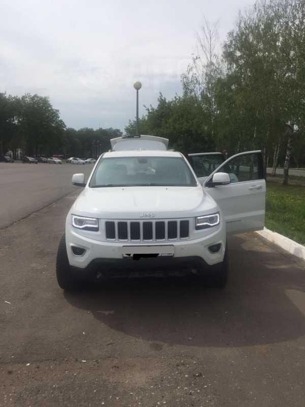 Jeep Grand Cherokee, 2014 год, 1 780 000 руб.
