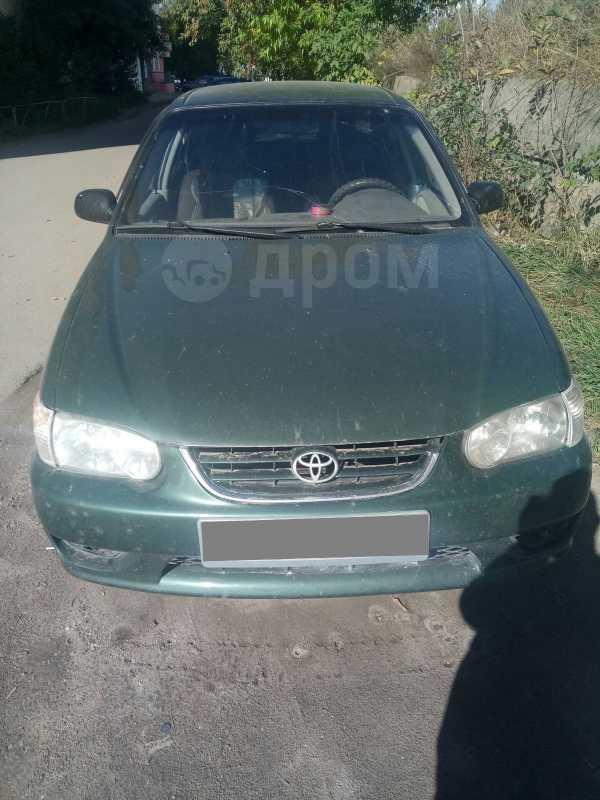 Toyota Corolla, 2001 год, 100 000 руб.