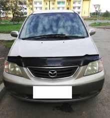 Mazda MPV, 1999 г., Иркутск