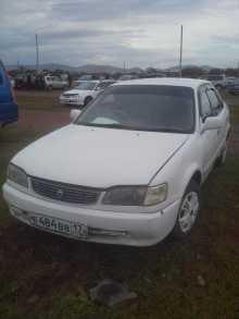 Абакан Corolla 1998